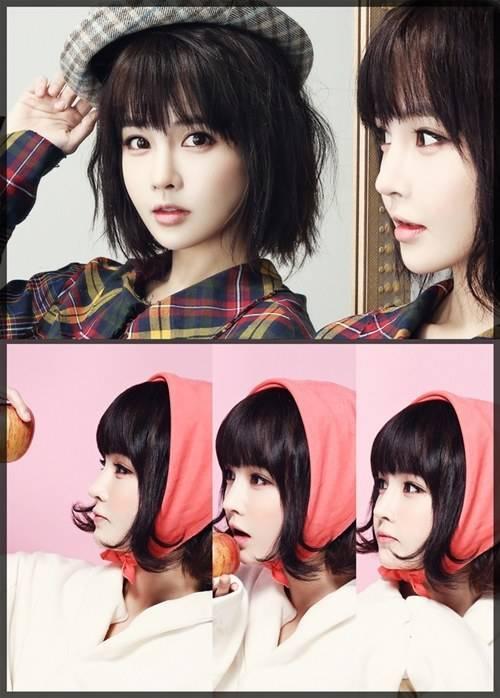 Tara reveals Borams teaser photos for 2013 What Should